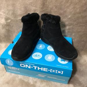 Skechers Women's On-The-go City 2 Hibernate boots
